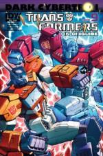 Transformers: Robots in Disguise #26 - Dark Cybertron Part 9 - John Barber, James Roberts, Andrew Griffith, Livio Ramondelli, Casey W. Coller