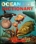 Ocean Life Dictionary: An A to Z of Ocean Life - Clint Twist