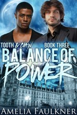 Balance of Power (Tooth and Claw Book 3) - Amelia Faulkner, Jersey Devil Editing
