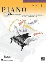 Piano Adventures Popular Repertoire, Level 4 - Nancy Faber, Randall Faber