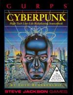 GURPS Cyperpunk: High-Tech Low-Life Roleplaying - Lloyd Blankenship, Steve Jackson, Creede Lambard, Carl Anderson, Rick Lowry, Angela Bostick, Paul Mounts, David Schleinkofer