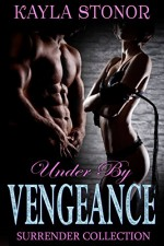 Under By Vengeance (Romantic Suspense Spies) (Surrender Collection Book 3) - Kayla Stonor, Travis Luedke