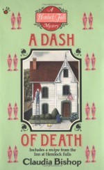 A Dash of Death - Claudia Bishop