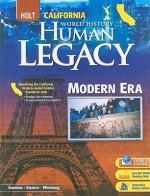 Human Legacy: Modern Era - Susan E. Ramirez, Peter N. Stearns, Sam Wineburg