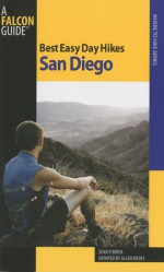 Best Easy Day Hikes San Diego, 2nd - Allen Riedel, Sean O'Brien
