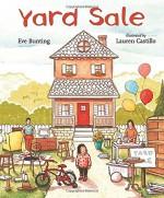 Yard Sale - Eve Bunting, Lauren Castillo