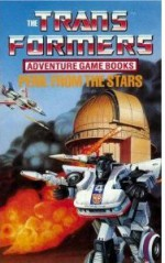 Peril from the stars - Dave Morris