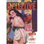 Spicy Detective Stories 06/38: Adventure House Presents - Robert Leslie Bellem, H.J. Ward