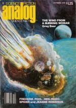 Analog Science Fiction and Fact, October 1978 (Volume 98, #10) - Orson Scott Card, Greg Bear, Phyllis Eisenstein, Frederik Pohl, Spider Robinson, Ben Bova