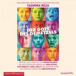 Der Gott des Gemetzels: Hörspiel zum Film - Yasmina Reza, Hansi Jochmann, Christoph Waltz, Ulrike Stürzbecher, HörbucHHamburg HHV GmbH