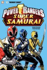 Power Rangers Super Samurai #1: Memory Short - Stefan Petrucha