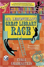 Mr. Lemoncello's Great Library Race - Chris Grabenstein