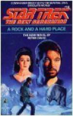 A Rock and a Hard Place - Peter David