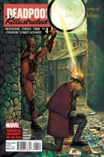 Deadpool Killustrated #4 - Cullen Bunn, Michael Del Mundo, Matteo Lolli
