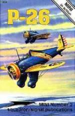 Boeing P-26 Peashooter - Larry Davis, Don Greer, Tom Tullis, Joe Sewell