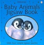 Usborne Baby Animals Jigsaw Book - Anna Milbourne, John Butler, Brian Voakes