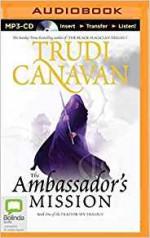 Ambassador's Mission (Traitor Spy Trilogy) - Trudi Canavan, Richard Aspel