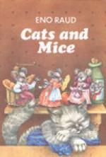 Cats and Mice - Eno Raud, Ellen Sillamägi, Veera Stanishevskaya