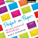 Perfect on Paper: The (Mis)Adventures of Waverly Bryson - Maria Murnane, Julia Whelan, Brilliance Audio