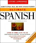 Ultimate Spanish: Basic-Intermediate Cassette Program (LL(R) Ultimate Basic-Intermed) - Irwin Stern