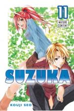 Suzuka, Volume 11 - Kouji Seo, North Market Street Graphics, David Ury