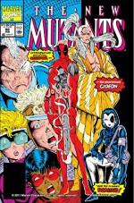 New Mutants (1983-1991) #98 - Fabian Nicieza, Rob Liefeld, Rob Liefeld
