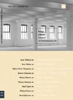 Robert Lehman Lectures on Contemporary Art No. 2 - Lynne Cooke, Marina Warner