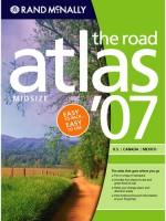 Rand McNally the Road Atlas: Midsize - Rand McNally