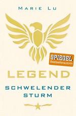 Legend - Schwelender Sturm: Band 2 - Marie Lu, Sandra Knuffinke, Jessika Komina