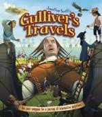 Jonathan Swift's Gulliver's Travels: Set Your Compass for a Journey of Interactive Surprises! - Harriet Castor, Fernando Juarez