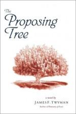 The Proposing Tree - James F. Twyman