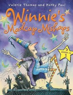 Winnie's Madcap Mishaps. Valerie Thomas and Korky Paul - Valerie Thomas, Korky Paul