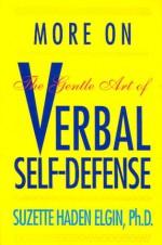 More on the Gentle Art of Verbal Self-Defense - Suzette Haden Elgin