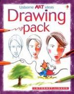 Art Ideas Drawing Pack (Kid Kits) - Rosie Dickins, Anna Milbourne