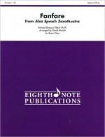 Fanfare from Also Sprach Zarathustra: Score & Parts - Richard Strauss, David Marlatt