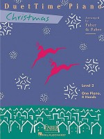 DuetTime Piano, Level 2, Christmas - Nancy Faber, Randall Faber