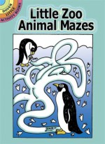 PUZZLES: Little Zoo Animal Mazes - NOT A BOOK