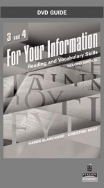For Your Information: Reading and Vocabulary Skills, DVD (Levels 3 and 4) - Karen Blanchard, Christine Root