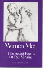 Women Men: The Secret Poems of Paul Verlaine - Paul Verlaine, Alistair Elliot