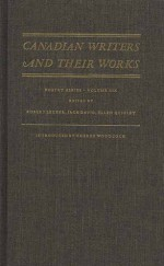 Canadian Writers and Their Works: Poetry Volume VI - Robert Lecker, Jack David