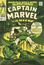 Captain Marvel Vol.1 No.3 From the Ashes of Defeat! 1968 (Volume 1) - Roy Thomas, Gene Colan, Marvel's Space-Born Super-Hero!