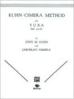 Kuhn-Cimera Method for Tuba, Bk 1 - Alfred A. Knopf Publishing Company, Alfred A. Knopf Publishing Company, Jaroslav Cimera