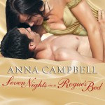 Seven Nights in a Rogue's Bed: Sons of Sin, Book 1 - Anna Campbell, Antony Ferguson