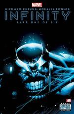 Infinity #1 - Jonathan Hickman, Jim Cheung, Jerome Opeña