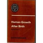 Human Growth After Birth - David Sinclair