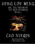 Hung Lou Meng, Book I (A) - Cao Xueqin, H. Bencraft Joly