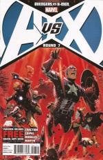 Avengers vs. X-Men Round 7 - Matt Fraction, Olivier Coipel, Mark Morales, Laura Martin