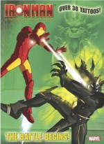 The Battle Begins! (Marvel: Iron Man) - Frank Berrios, Patrick Spaziante