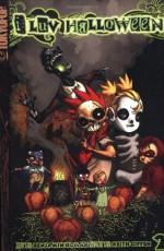 I Luv Halloween, #2 - Keith Giffen