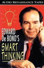 Edward De Bono's Smart Thinking - Edward De Bono
